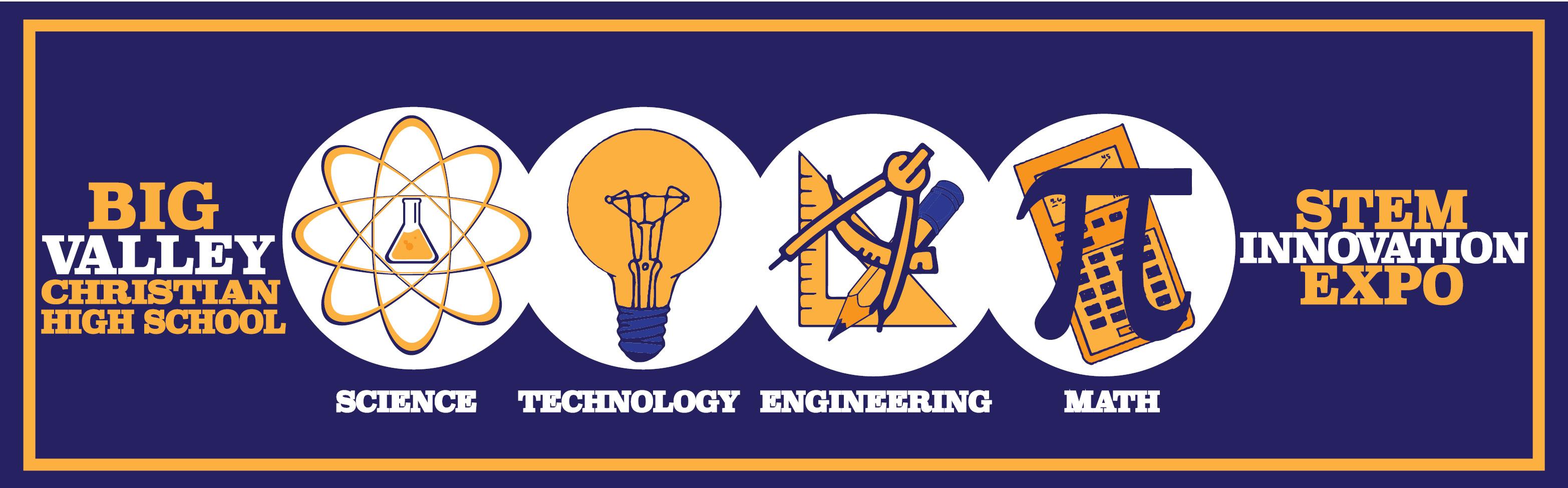 STEM Innovative Expo main logo