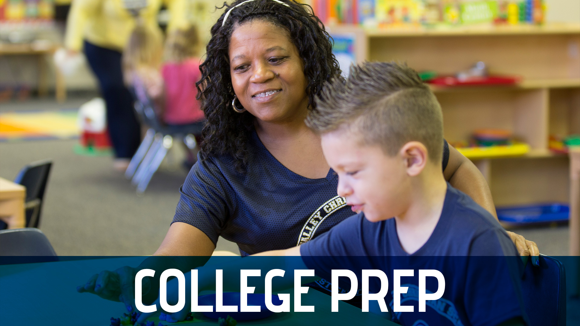 Preschool College Prep
