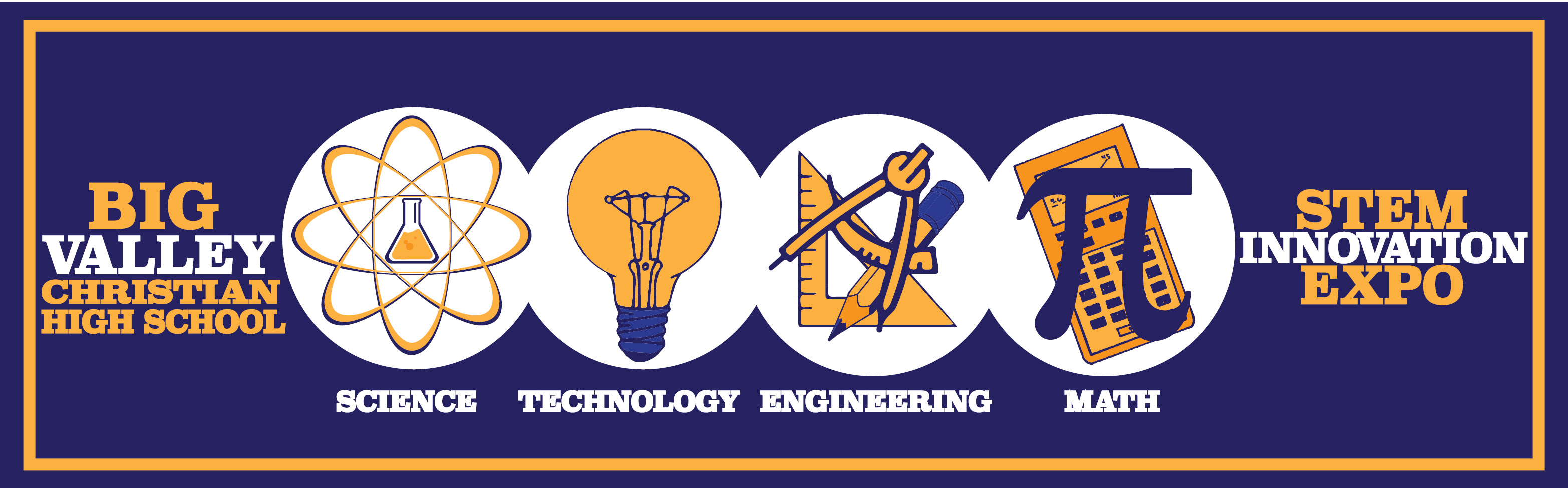 STEM Innovative Expo main logo